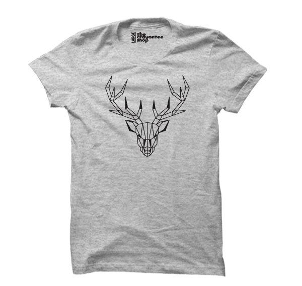 deer grey the crayontee shop