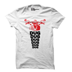 dug dug bike white the crayontee shop