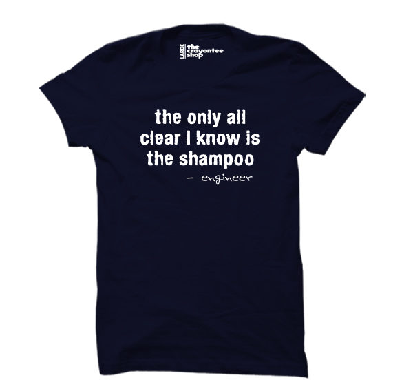 engineering all clear navy blue the crayontee shop