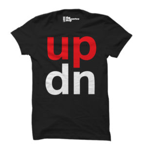 up down black the crayontee shop